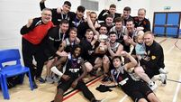 Tradehouse Central Ballincollig claim Division One championship against Sligo All-Stars