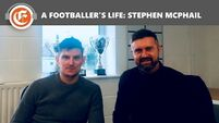 A footballer's life: 3. Keeping it real with Stephen McPhail