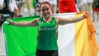 World Para Athletics Championships: Waiting game pays off for Niamh McCarthy in Dubai