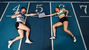 Athletics: Thoughts of Tokyo keep Ciara Neville on the right track
