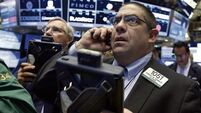Stocks fall on Wall St after tough day in tech sector