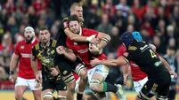 The Lions have drawn with the Hurricanes in Wellington