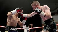 Paddy Barnes claims first professional title defeating Silvio Olteanu