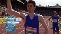 Mark English qualifies for World Athletics Championships