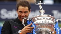 Rafael Nadal becomes first man in Open era to win same ATP Tour event 10 times