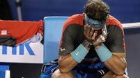 Rafael Nadal withdraws from World Tennis Tournament in Rotterdam