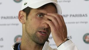 Novak Djokovic unable to explain his shock exit at French Open