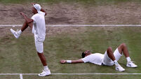 Wimbledon 2017 - Day Twelve - The All England Lawn Tennis and Croquet Club