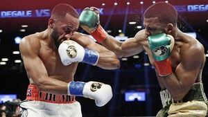 Rematch likely as Badou Jack and James DeGale battle to draw in New York