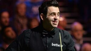 Ronnie O'Sullivan survives scare as final-frame century sends him through