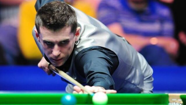 Mark Selby and Anthony Hamilton fail to get past first round of World Grand Prix
