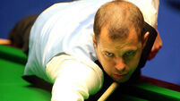 Barry Hawkins books place in World Grand Prix final