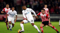 Swansea claim crucial victory at Liberty Stadium