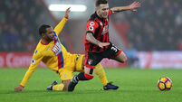 Crystal Palace secure first Premier League win under Sam Allardyce