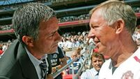 Jose Mourinho: I don't feel Alex Ferguson era as a burden