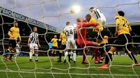 West Bromwich Albion v Watford - Premier League - The Hawthorns