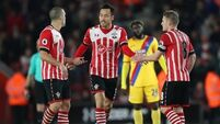 Shane Long has a nightmare, but Saints still manage win over Palace