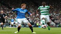 Celtic book place in Scottic Cup final with 2-0 win over Rangers