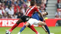 Man United stroll to victory as Sunderland's survival hopes diminish