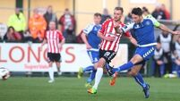 Derry City and Limerick share the spoils
