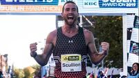 Dublin Marathon: Best day of my life, says Scullion