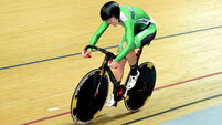 Ireland break national record in Track event