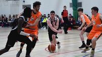 Basketball: Ballincollig finally up where the air is sweeter