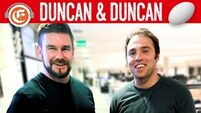 Duncan & Duncan Rugby: Everest in underpants, Ireland's 'transition', mystery of leadership groups