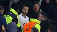 FA to investigate Dier's confrontation with fan