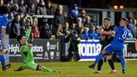 Dundalk back in business to overpower battling Finn Harps