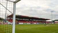 Sligo Rovers lay off players and staff following League shutdown