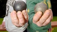 Road bowling: Dan O'Halloran edges out John Shorten and Cian Boyle by a bowl