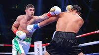 Joe Ward set for Boston comeback after medical suspension lifted