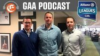 The Football Podcast: Mark mayhem. Joyce's Galway change-up. Player exodus. Cork's pressure cooker
