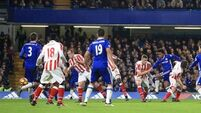 Chelsea v Stoke City - Premier League - Stamford Bridge