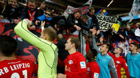 Leipzig close gap on Bayern with win over Eintracht Frankfurt