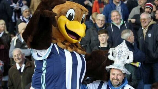 West Bromwich Albion v Derby County - Emirates FA Cup - Third Round - The Hawthorns