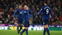 Stoke City v Manchester United - Premier League - The Bet365 Stadium
