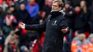 Liverpool boss Jurgen Klopp thinks it's impossible to go lower after FA Cup exit