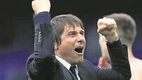 Antonio Conte: I've got great men and fantastic players at Chelsea
