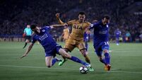 Tottenham untouchable as they cruise to victory over Leicester
