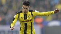 Football world rallies in support of Borussia Dortmund and Marc Bartra