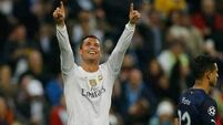 Cristiano Ronaldo becomes all-time top scorer in Europe's big five leagues
