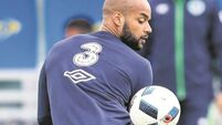 David McGoldrick ruled out of Austria game