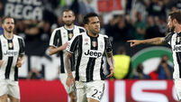 Juventus to allow Dani Alves to leave this summer
