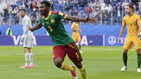 Australia and Cameroon in 1-1 Confederations Cup draw