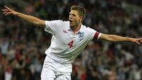 Steven Gerrard did nothing for England, says ex-Liverpool team mate Diouf