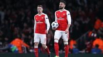 Gunners suffer second 5-1 mauling at hands of Bayern