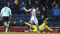 Blackburn boost survival hopes with win over Derby