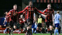 Bohemians claim derby bragging rights over Shelbourne